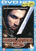 DVD - Highlander 5