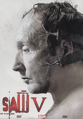 DVD - Saw 5