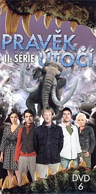 DVD - Pravěk útočí 2 - Disk 6