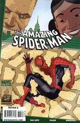 EN - Amazing Spider-Man (1998 2nd Series) #615A