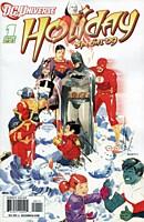 EN - DC Universe Holiday Special (2009) #1