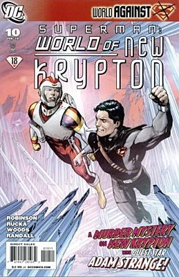 EN - Superman: World of New Krypton (2009) #10A