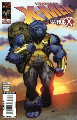 EN - Uncanny X-Men (1963) #519