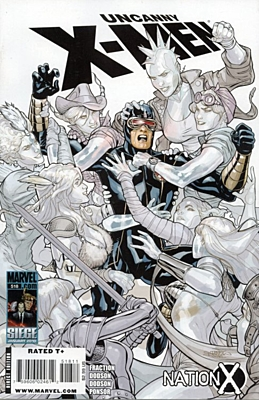 EN - Uncanny X-Men (1963) #518
