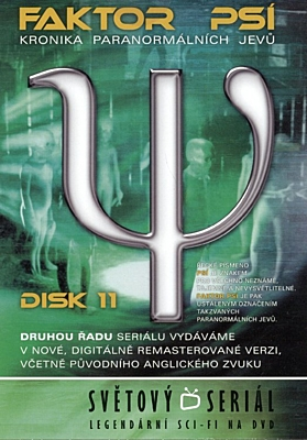 DVD - Faktor Psí - Disk 11