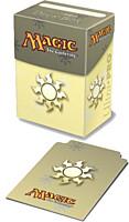 Krabička na karty - MtG: 5 Mana Symbols - White (82446)