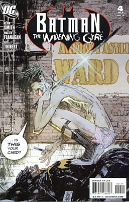 EN - Batman: The Widening Gyre (2009) #4A