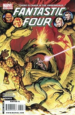 EN - Fantastic Four (1998 3rd Series) #575A
