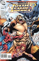 EN - Justice League of America (2006 2nd Series) #41B
