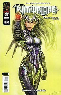 EN - Witchblade (1995) #134A