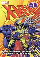 DVD - X-Men - Disk 01