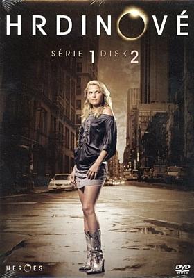 DVD - Hrdinové - sezóna 1, disk 2