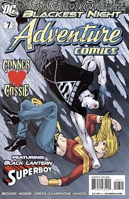 EN - Adventure Comics (2009 2nd Series) #007
