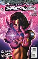 EN - Blackest Night Wonder Woman (2009) #3A