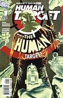EN - Human Target (2010 3rd Series) #1A