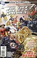 EN - Justice Society of America (2006 3rd Series) Annual #2