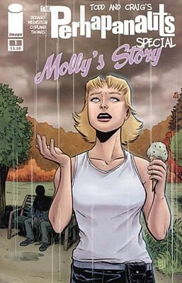 EN - Perhapanauts: Molly's Story (2010) #1
