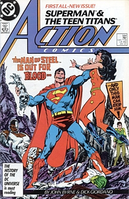 EN - Action Comics (1938) #584