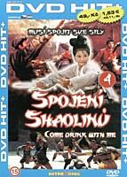 DVD - Spojení Shaolinů