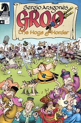 EN - Groo: The Hogs of Horder (2009) #4