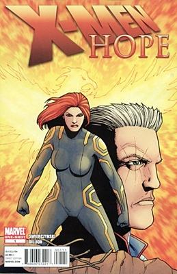 EN - X-Men: Hope (2010) #1