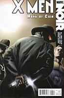 EN - X-Men Noir - Mark of Cain (2009) #4A
