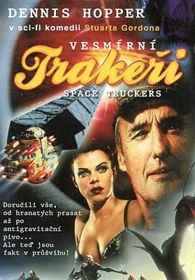 DVD - Vesmírní trakeři