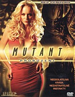 DVD - Mutant: Probuzení