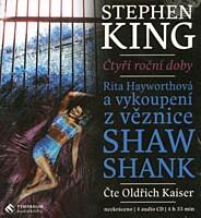 Čtyři roční doby: Rita Hayworthová a vykoupení z věznice Shaw Shank (4 CD)