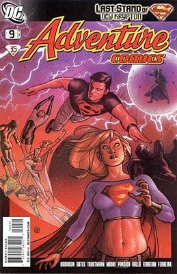 EN - Adventure Comics (2009 2nd Series) #009
