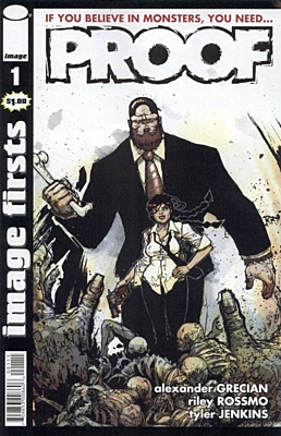 EN - Proof (2007) #01 IF Reprint
