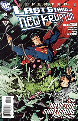 EN - Superman: Last Stand of New Krypton (2010) #3A