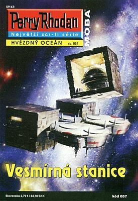 Perry Rhodan - Hvězdný oceán 057: Vesmírná stanice