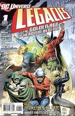 EN - DC Universe Legacies (2010) #01A