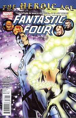 EN - Fantastic Four (1998 3rd Series) #579A