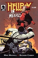 EN - Hellboy in Mexico (2010) #1A