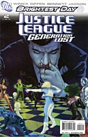 EN - Justice League: Generation Lost (2010) #2A