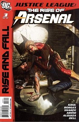 EN - Justice League: Rise of Arsenal (2010) #3