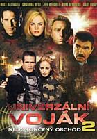 DVD - Univerzální voják 2: Nedokončený obchod