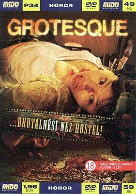 DVD - Grotesque