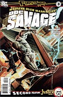 EN - Doc Savage (2010 3rd Series) #03A