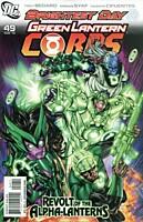 EN - Green Lantern Corps (2006) #49A