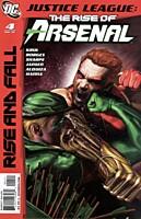 EN - Justice League: Rise of Arsenal (2010) #4