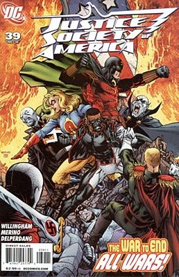 EN - Justice Society of America (2006 3rd Series) #39