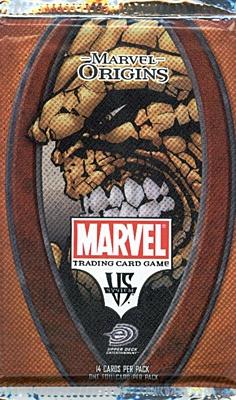 VS System - Marvel Origins Booster