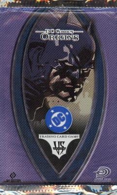 VS System - DC Comics Origins Booster