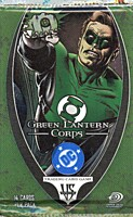 VS System - Green Lantern Corps Booster