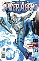 EN - Astro City: Silver Agent (2010) #1