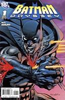 EN - Batman: Odyssey (2010) #01A