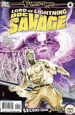 EN - Doc Savage (2010 3rd Series) #04A